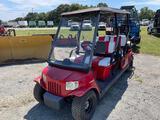 Tomberlin E-Merge 6 Passenger Golf Cart