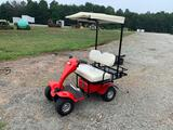 2017 Cricket ESV Mini Electric Cart