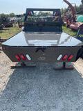 Single Wheel Long Bed Truck Body