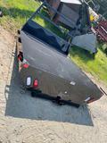 78W x 89L Flat Bed Body