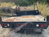 7Ft Flat Bed Truck Body