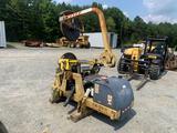 US Ditcher Inc Spider Guardrail Mower