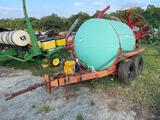 Snyder 900 Gallon Poly Tank w/Pump and Hoses