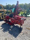 Hardee LR50160 Guardrail Slope Mower