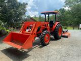 2017 Kubota M7060HD 4X4 Tractor