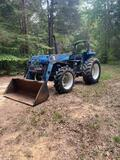 New Holland 5030 MFWD Tractor