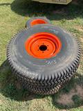 New Set of Turf Tires