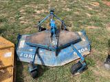 Ford 5FT Bush Hog