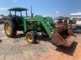 John Deere 4030 Tractor w/ Loader
