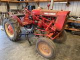 Farmall 140 Tractor w/ Cultivators