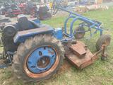 Custom Ford Tractor