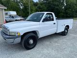 2002 Dodge 2500 Ram Utility Truck