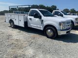 2018 Ford F-350XL Utility Truck