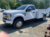 2020 Ford F550XL 4x4 Utility Truck
