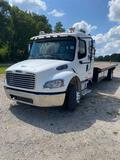 2009 Freightliner Business Class M2 Extended Cab S/A Rollback Truck