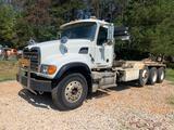 2007 Mack Granite CV713 Tri/A Rolloff Truck