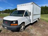 2009 GMC 16ft Box Van