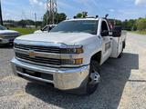 2018 Chevy 3500HD 4x4 Single Cab 11Ft Utility Bed