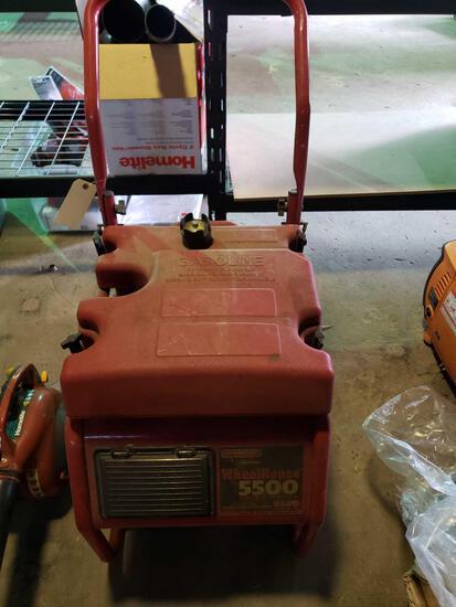 Wheelhouse Generator 5500