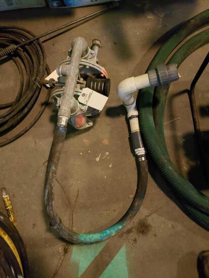 """1"""" Air Pump"""
