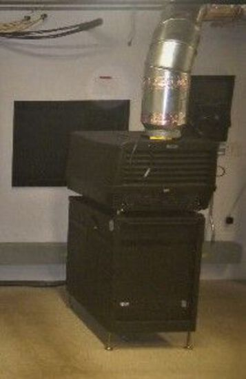 Barco Cinema Projector Model DP2K-C20