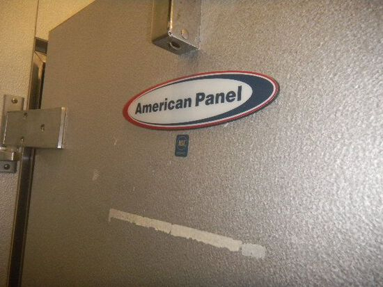 American Panel Enhanced Walk In Coolers