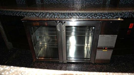Stainless Steel Commercial Wine Cooler