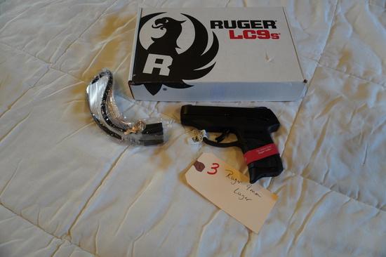 Ruger 9mm Luger