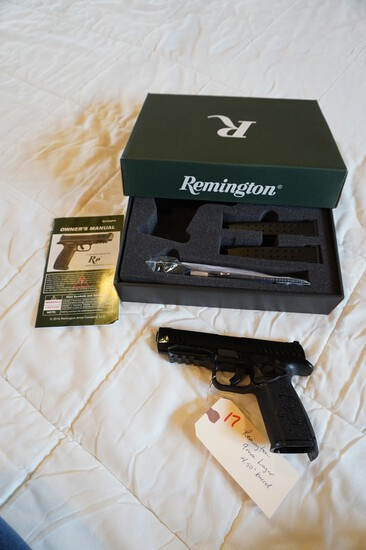 "Remington 9mm Luger 4.50"" Barrel"