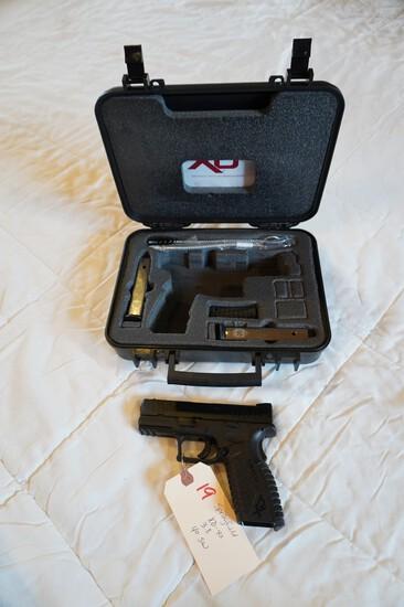 Springfield XD-40 3.8 40SW