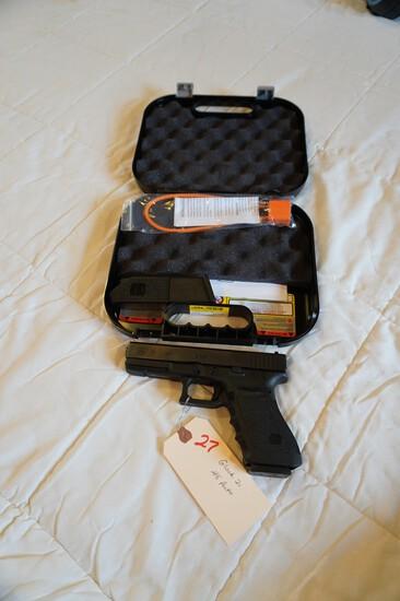Glock 21  .45 Cal