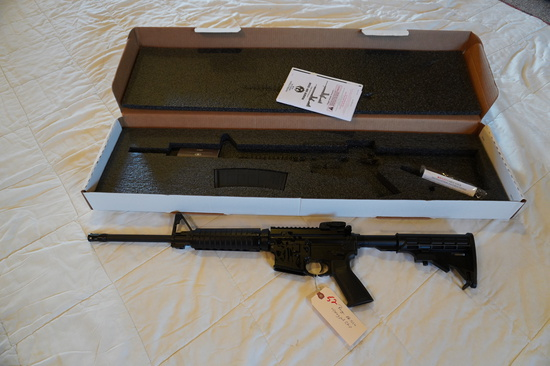 Ruger AR-556  .556 Cal
