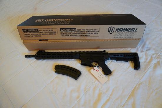 Hammerli Tac R1 .22 cal