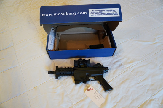 Mossberg International 715P .22 LR with Red Dot Scope