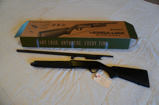 Remington Versa Max Spoetsman 12 Ga. Auto