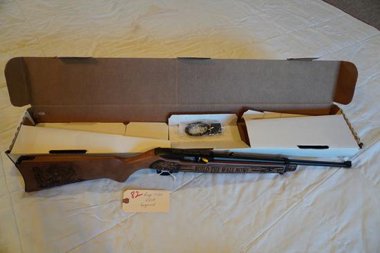 Ruger 10-22 .22 LR Engraved