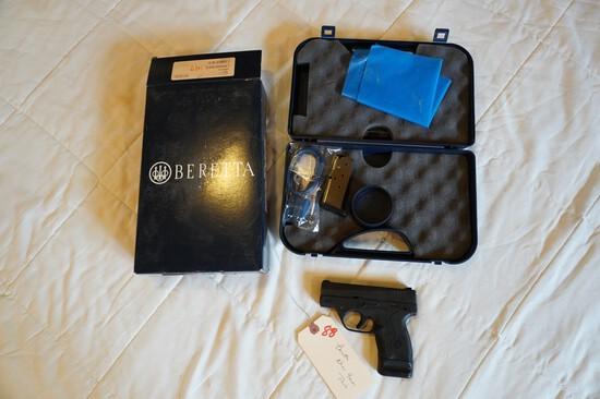 Beretta Nano 9 Para
