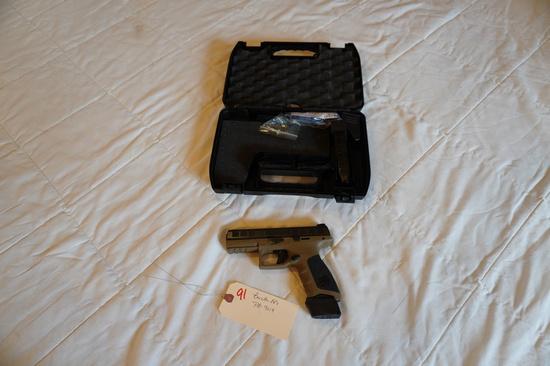 Beretta APX PB-9x19