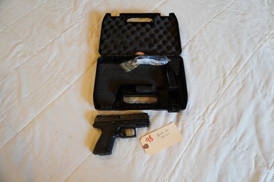 Beretta APX  PB  9x19