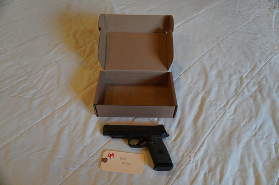 FNS  .40 Cal S&W