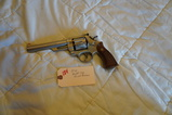 Smith and Wesson Model 1955 45 Cal. Revolver