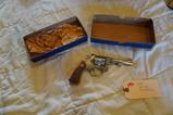 Smith & Wesson Model 63 .22 cal Revolver w/Box