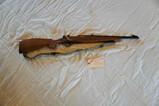 Remington Model 600  6mm Bolt w/Vent Rib