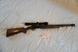 Browning Model BPR  .22 cal Mag Pump Rifle