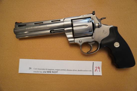 Online Firearm Auction
