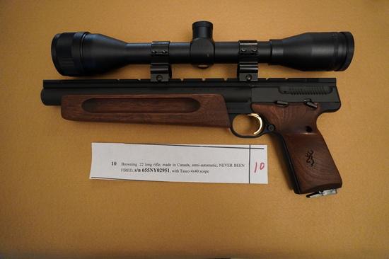 Browning .22 Long Rifle Semi-Automatic