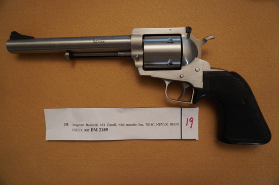 Magnum Research 454 Casull