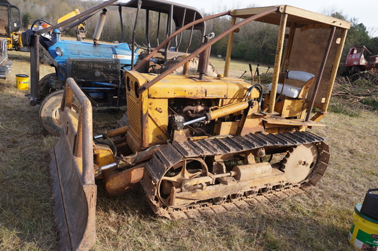Logging Equipment Auction in Hartman and Waldron