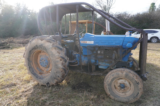Ford 4000 Diesel Tractor