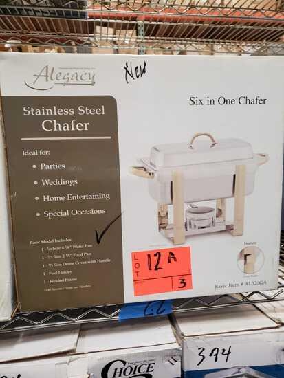 Chafer Dish